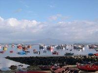 Embarcaciones en Puerto de Arousa