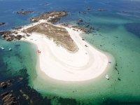 Islotes cercanos al puerto