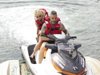 Jet-ski for two people