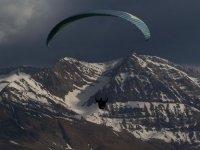 滑翔伞标志雪摩托