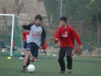 个人和团体足球技术