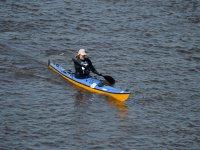 Sailing in Kayak through Gerena