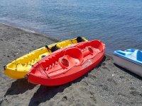 Kayaks in Gerena