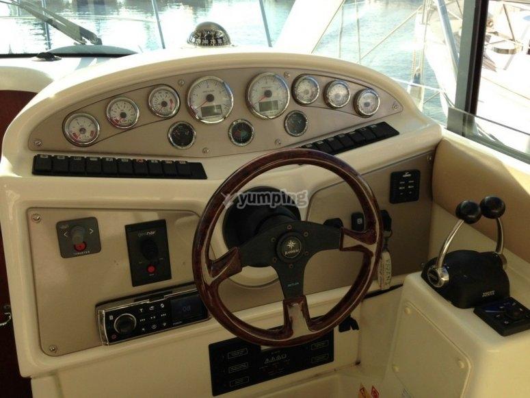 舵和控制控制
