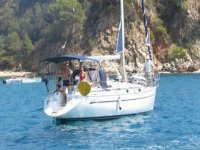 Sailboat rent Blanes 1 day