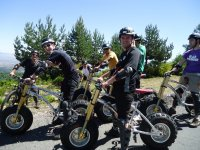 Motorcycles for events