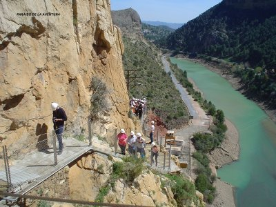 Guided Tour Caminito del Rey, Breakfast & Lunch