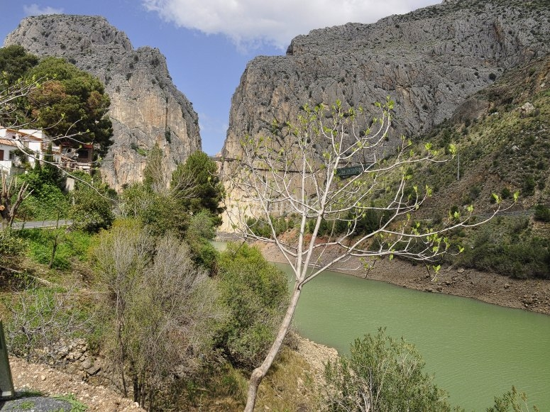 Guided Route through the Caminito del Rey