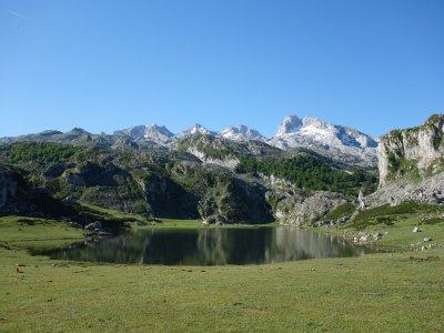 Trip to Lakes of Covadonga