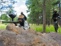Paintball in the province of Seville
