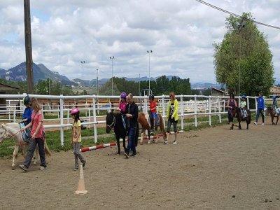 Circuito en pony en Cataluña