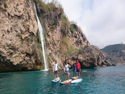 Campamento de paddle surf en la Costa del Sol
