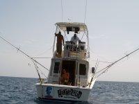 在富埃特文图拉钓鱼