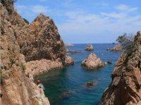 悬崖上的Ferrata