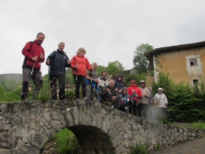Nordic walking Picos de Europa+typical cheese