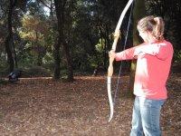 Divertido tiro con arco