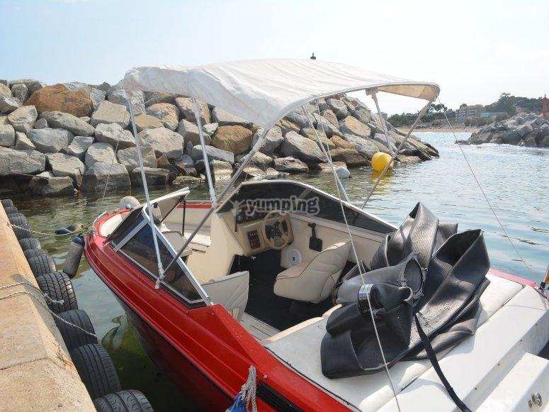 Nuestra barca