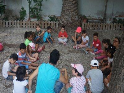 Fundacion Pere Tarrés Campamentos Multiaventura