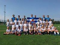 Studenti del campo estivo di Espanyol