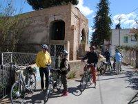 Through the Huerta de Murcia.