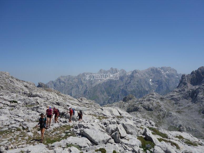 Etapa 3: alta montaña