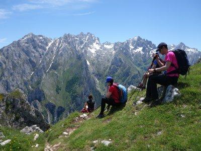 Trekking Anillo de Picos de Europa 4 días