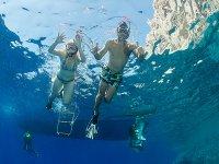 Snorkel en Mallorca desde barco