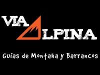 Vía Alpina Barranquismo