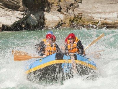 Vía Alpina Rafting