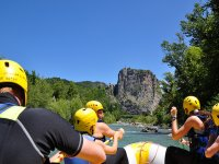 Rafting in Huesca