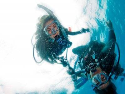 Scuba Diving Baptism in Menorca for Families