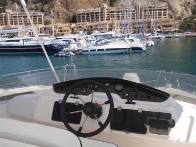 游艇租赁Costa Blanca  -  Astondoa