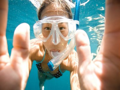 1h30min Snorkel Tour Throughout Aire Island