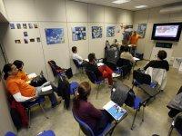 Aula para las clases teoricas
