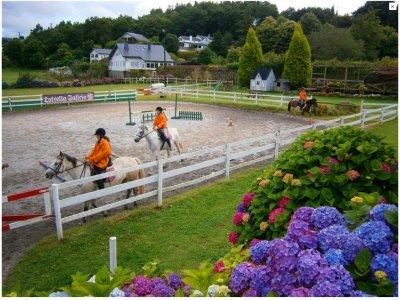 8-day Horse riding camp, Ponte Mera