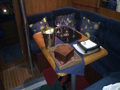 Despedida de soltero en velero, Alicante, 2 noches