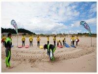 Corsi di surf in Cantabria