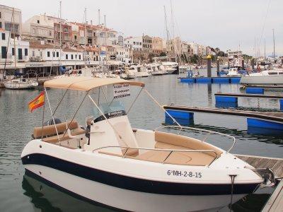 Alquiler de barco con titulación Mallorca