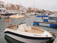 Alquiler embarcación Aquamar 615