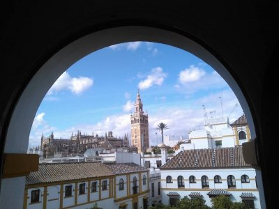 Tour through the pictorial Seville