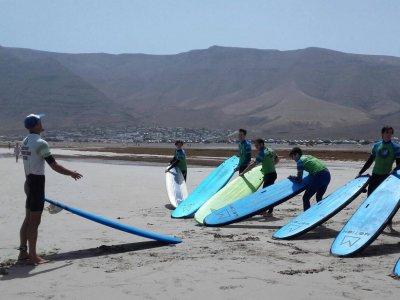 Surf camp a Caleta de Famara 1 settimana