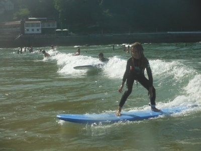 Surf Camp a Zarautz Loose Day