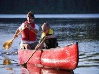 disfrutando del río cabriel