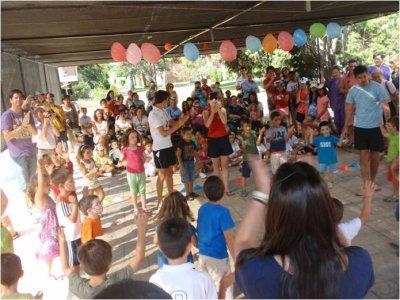 Campus bilingue con sport Madrid 1 settimana