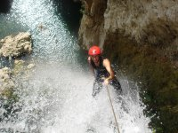Sierra de Almijara的2级溪降