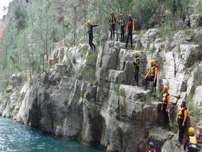 Barranco Chillapájaros - Montanejos + fotos gratis