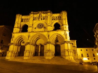 Night tour in Cuenca
