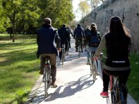 ruta en bici por valencia