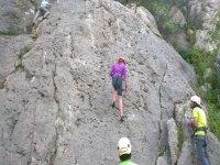 Curso de escalada de iniciacion