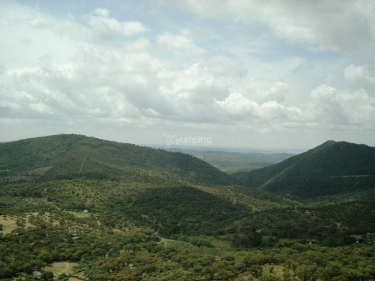 Visita guiada Sierra de Aracena